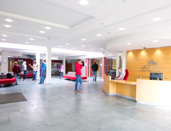 Westlakes Campus Reception