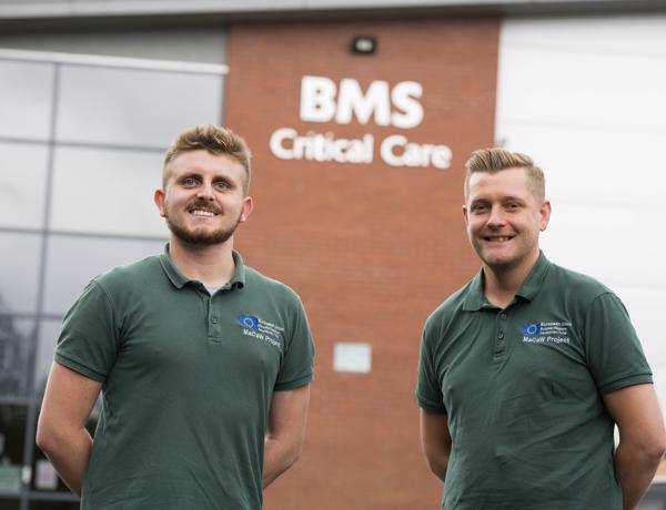 Staff image - BMS Critical Care